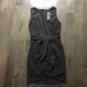 BNWT Topshop Black Dress